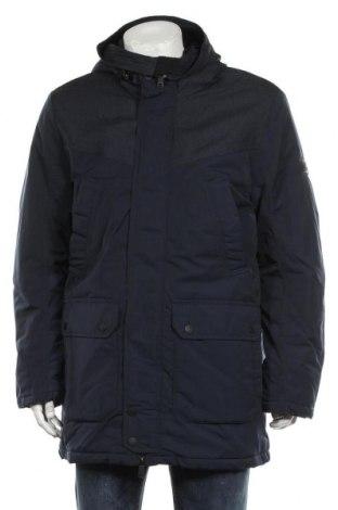 Ανδρικό μπουφάν Tom Tailor, Μέγεθος L, Χρώμα Μπλέ, Πολυεστέρας, Τιμή 48,54€