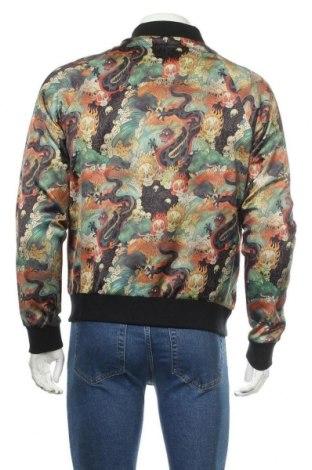 Мъжко яке Topman, Размер M, Цвят Многоцветен, 93% полиестер, 7% еластан, Цена 71,55лв.