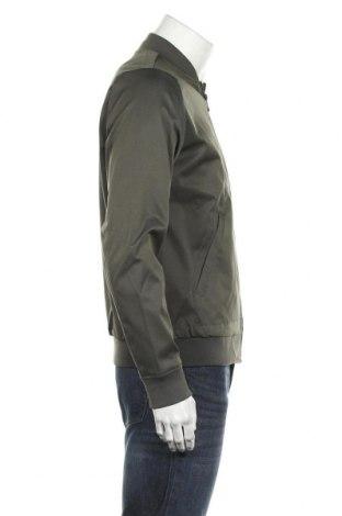 Мъжко яке Topman, Размер S, Цвят Зелен, Полиестер, Цена 41,83лв.