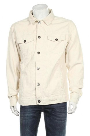Мъжко яке Urban Classics, Размер XL, Цвят Екрю, 100% памук, Цена 48,99лв.