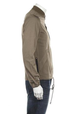 Мъжко яке Your Turn, Размер S, Цвят Зелен, 50% памук, 50% полиестер, Цена 32,43лв.
