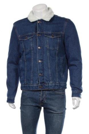 Ανδρικό μπουφάν Your Turn, Μέγεθος L, Χρώμα Μπλέ, Βαμβάκι, Τιμή 49,87€