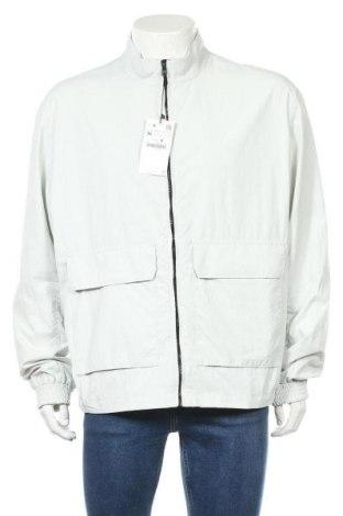 Мъжко яке Zara, Размер XL, Цвят Син, Полиамид, Цена 24,75лв.