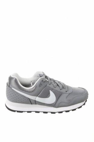 Boty  Nike, Velikost 36, Barva Šedá, Textile , Eko kůže, Cena  1102,00Kč