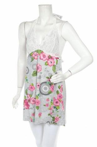 Пижама Desigual, Размер L, Цвят Многоцветен, 91% вискоза, 5% еластан, 4% полиамид, Цена 31,15лв.