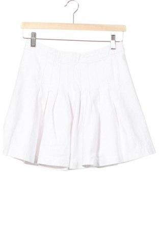 Sukně Boohoo, Velikost XS, Barva Bílá, 100% bavlna, Cena  457,00Kč