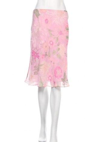 Φούστα Ralph Lauren, Μέγεθος XXL, Χρώμα Ρόζ , Μετάξι, Τιμή 21,34€