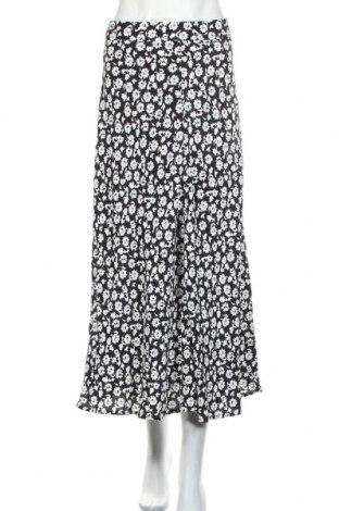 Φούστα Zara, Μέγεθος S, Χρώμα Μαύρο, Βισκόζη, Τιμή 25,05€
