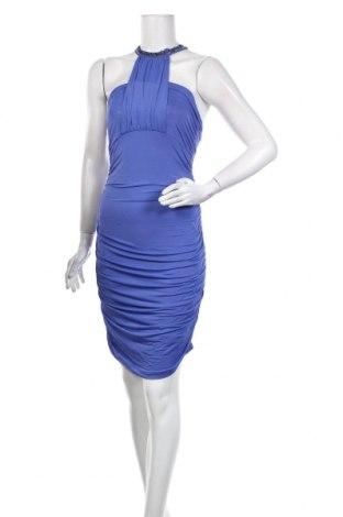Rochie Guess By Marciano, Mărime M, Culoare Albastru, 95% viscoză, 5% elastan, Preț 331,58 Lei