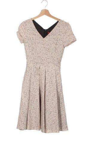 Φόρεμα Hugo Boss, Μέγεθος XXS, Χρώμα Ρόζ , 52% βαμβάκι, 48% πολυεστέρας, Τιμή 165,85€
