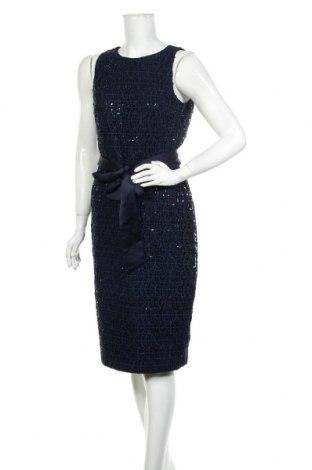Rochie Ralph Lauren, Mărime M, Culoare Albastru, Poliester, Preț 663,65 Lei