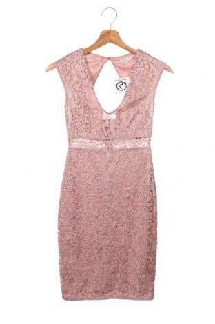 Φόρεμα River Island, Μέγεθος XXS, Χρώμα Ρόζ , 70% βισκόζη, 25% πολυαμίδη, 5% ελαστάνη, Τιμή 17,63€