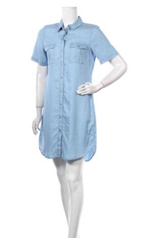 Rochie Vero Moda, Mărime M, Culoare Albastru, Lyocell, Preț 142,10 Lei
