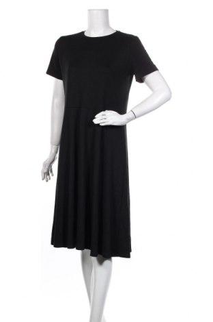 Φόρεμα Zara, Μέγεθος L, Χρώμα Μαύρο, Τιμή 17,63€
