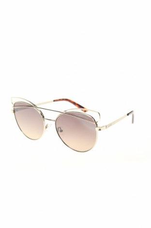 Слънчеви очила Guess, Цвят Златист, Цена 114,95лв.