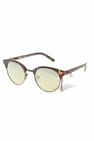 Слънчеви очила Timberland, Цвят Кафяв, Цена 98,25лв.