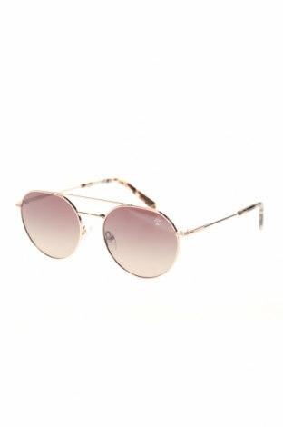 Слънчеви очила Timberland, Цвят Кафяв, Цена 119,25лв.