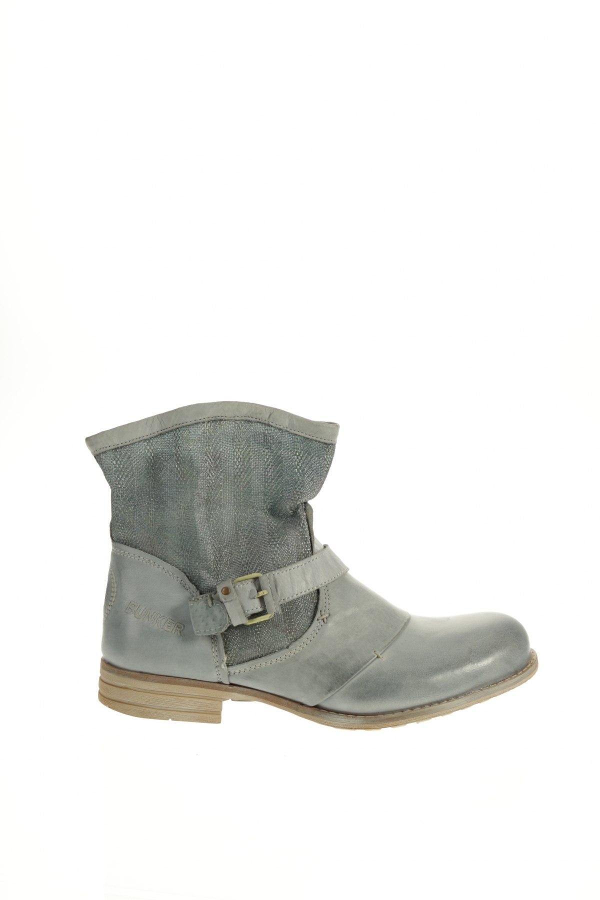 dfcf62ff86fa8 Damskie botki Bunker Footwear - kup w korzystnej cenie na Remix ...