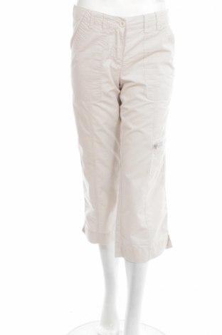 Дамски панталон Esprit, Размер XS, Цвят Бежов, 64% памук, 36% полиестер, Цена 2,00лв.