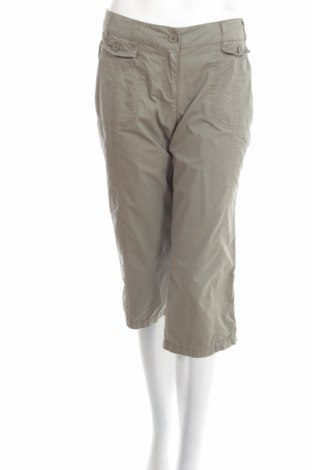 Дамски панталон S.Oliver, Размер M, Цвят Зелен, 100% памук, Цена 25,65лв.