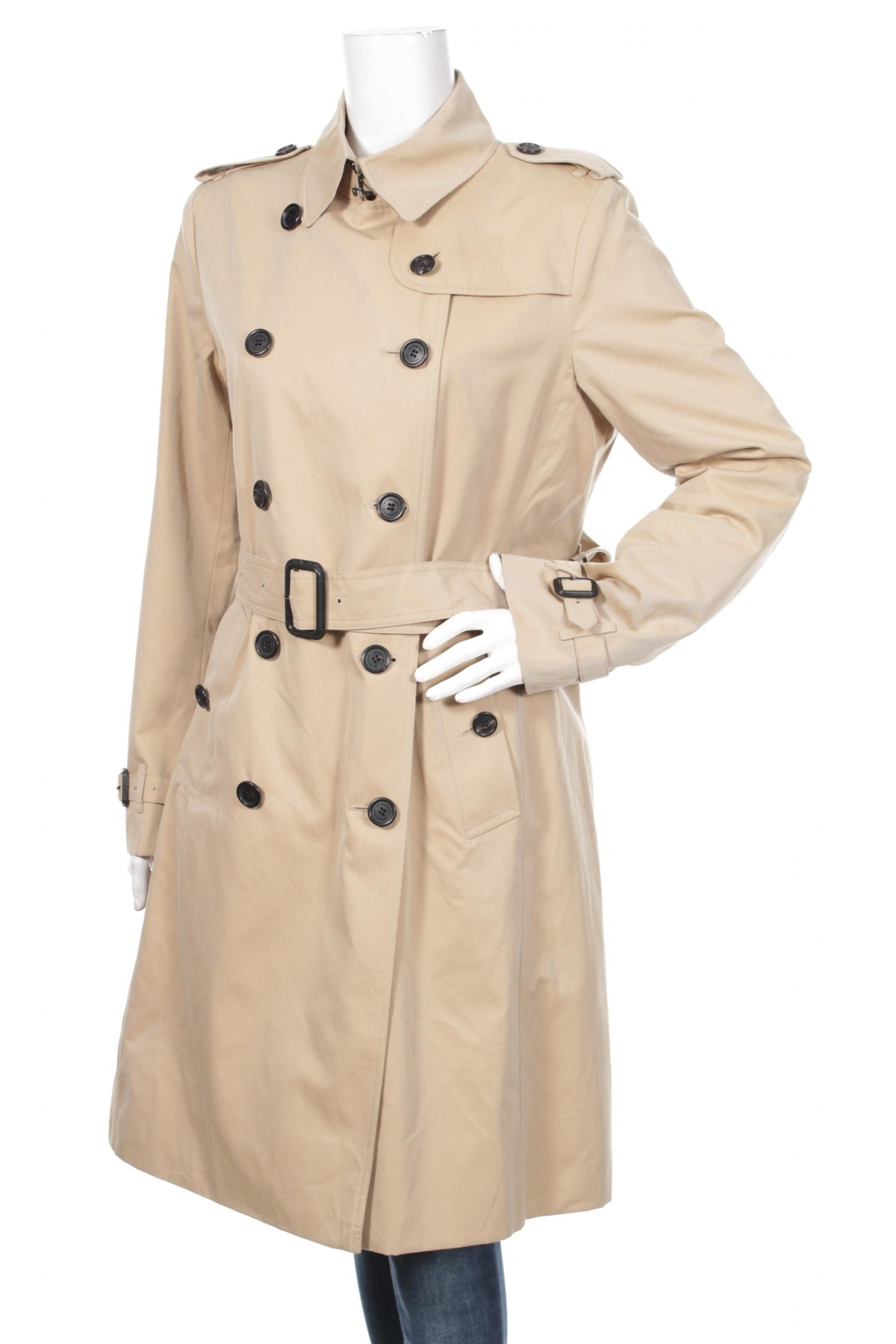 Dámsky prechodný kabát Burberry - za výhodnú cenu na Remix -  7996311 4fd0948de0d