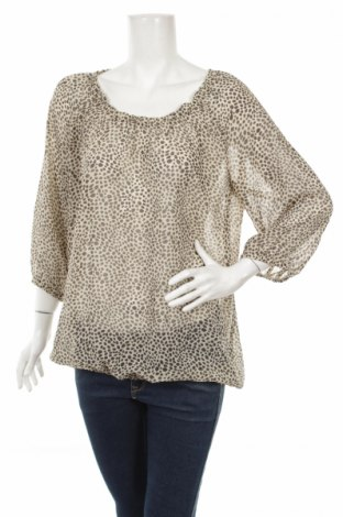 Γυναικεία μπλούζα Soya Concept, Μέγεθος L, Χρώμα  Μπέζ, Πολυεστέρας, Τιμή 6,80€