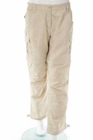 Дамски спортен панталон Trespass, Размер M, Цвят Бежов, Полиамид, Цена 50,70лв.