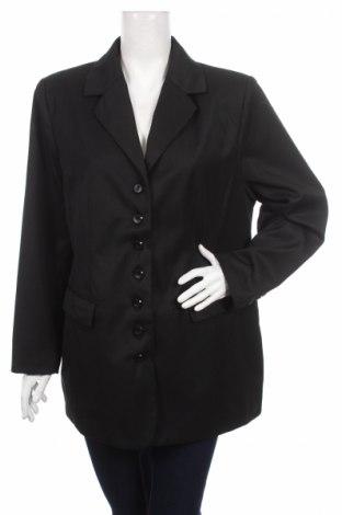 Дамско сако Woodpecker, Размер M, Цвят Черен, 65% полиестер, 35% вискоза, Цена 8,80лв.