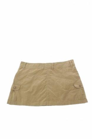 Детска пола Trespass, Размер 15-18y/ 170-176 см, Цвят Зелен, 70% памук, 30% полиамид, Цена 3,08лв.