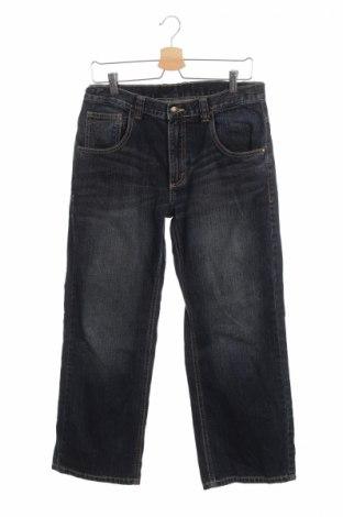 Детски дънки Wrangler, Размер 15-18y/ 170-176 см, Цвят Син, 100% памук, Цена 9,75лв.
