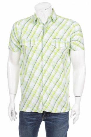 Ανδρικό πουκάμισο Trespass, Μέγεθος XS, Χρώμα Πολύχρωμο, Βαμβάκι, Τιμή 7,10€