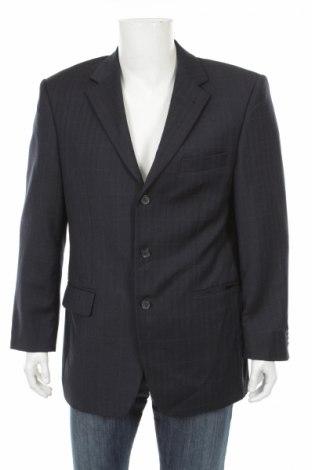 Ανδρικό σακάκι Barisal, Μέγεθος L, Χρώμα Μπλέ, Μαλλί, Τιμή 3,90€