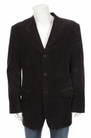 Мъжко сако Strellson, Размер L, Цвят Черен, 85% памук, 15% полиестер, Цена 19,50лв.
