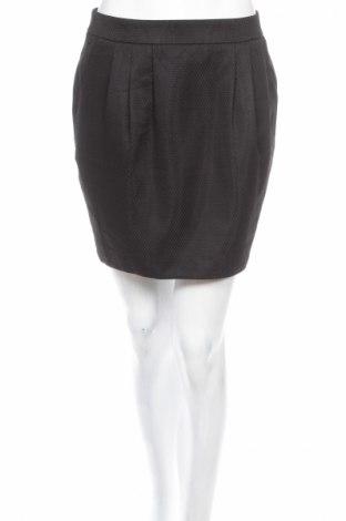 Пола Edc By Esprit, Размер S, Цвят Черен, 71% полиесер, 19% вискоза, Цена 6,72лв.