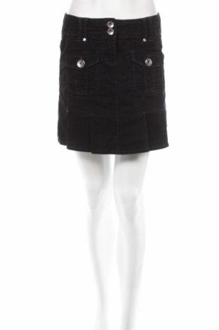 Пола Esprit, Размер S, Цвят Черен, 98% памук, 2% еластан, Цена 8,65лв.