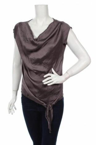 Γυναικεία μπλούζα Sutherland, Μέγεθος S, Χρώμα Γκρί, Πολυεστέρας, βισκόζη, Τιμή 3,25€