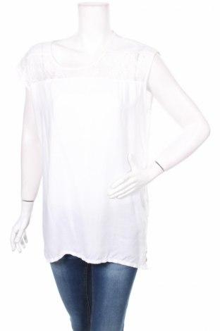 Дамска блуза Vero Moda, Размер L, Цвят Бял, Вискоза, полиамид, Цена 4,62лв.