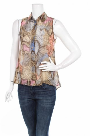 Дамска риза Amy & Ivy, Размер XS, Цвят Многоцветен, Цена 7,15лв.