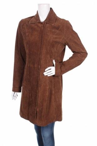 Dámsky kožený prechodný kabát  Reserved