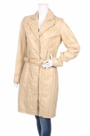 Дамски кожен шлифер Vero Moda