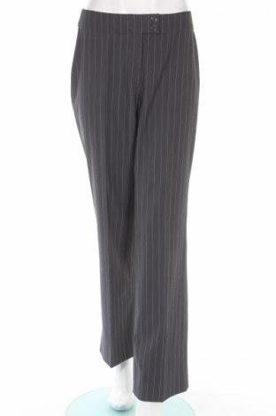 Дамски панталон Betty Barclay, Размер S, Цвят Сив, 69% полиестер, 27% вълна, 3% еластан, 1% вискоза, Цена 11,36лв.