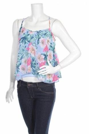 Γυναικείο αμάνικο μπλουζάκι G:21, Μέγεθος S, Χρώμα Πολύχρωμο, Πολυεστέρας, Τιμή 4,64€