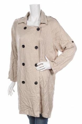 Дамски шлифер Papaya, Размер S, Цвят Бежов, Вискоза, Цена 10,75лв.