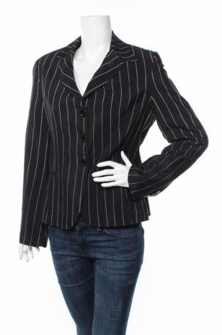Dámske sako  Moda Per Due, Veľkosť L, Farba Čierna, Viskóza, Cena  4,12€