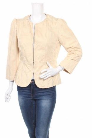 Дамско яке Dana Buchman, Размер M, Цвят Бежов, 100% памук, Цена 9,88лв.