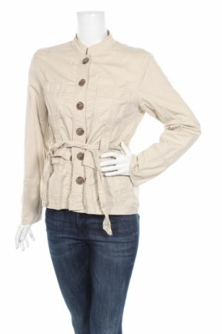 Дамско яке Outfit, Размер M, Цвят Бежов, 100% памук, Цена 7,60лв.