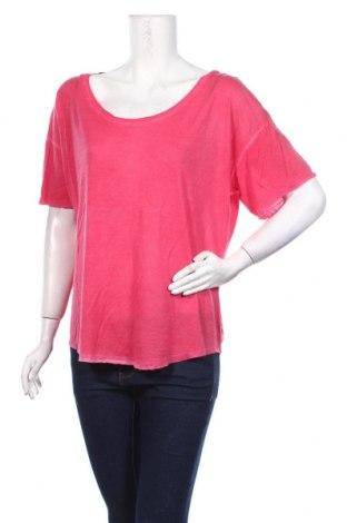 Дамска блуза Complices, Размер M, Цвят Розов, Модал, Цена 6,08лв.