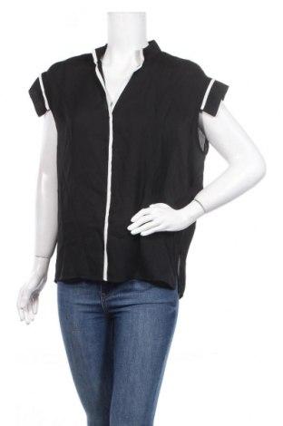 Γυναικεία μπλούζα Chattawak, Μέγεθος L, Χρώμα Μαύρο, Πολυεστέρας, Τιμή 12,58€