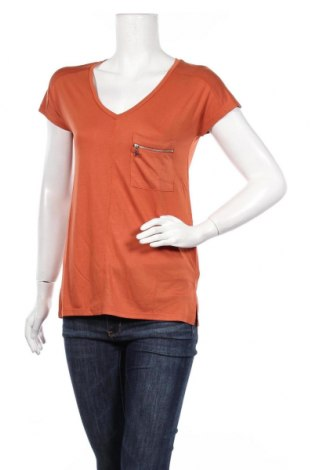 Γυναικεία μπλούζα Chattawak, Μέγεθος S, Χρώμα Καφέ, 70% μοντάλ, 30% πολυεστέρας, Τιμή 7,05€