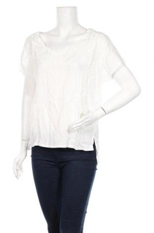 Дамска блуза Cyrillus, Размер M, Цвят Бял, Вискоза, Цена 8,96лв.